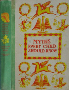 JDE Myths Every Child Should Know FULL green cloth cover