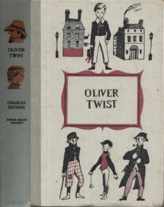 JDE Oliver Twist FULL grey cover