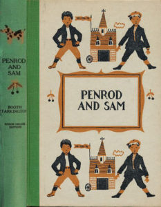 JDE Penrod Sam blue FULL green cover