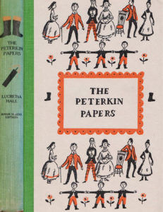 JDE Peterkin Papers FULL green Cover