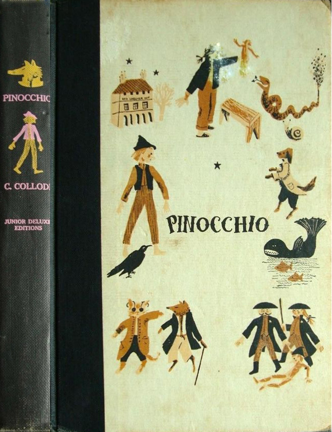 JDE Pinocchio Old FULL cover
