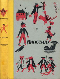 JDE Pinocchio normal FULL cover
