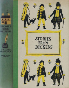 JDE Stories from Dickens FULL green cover