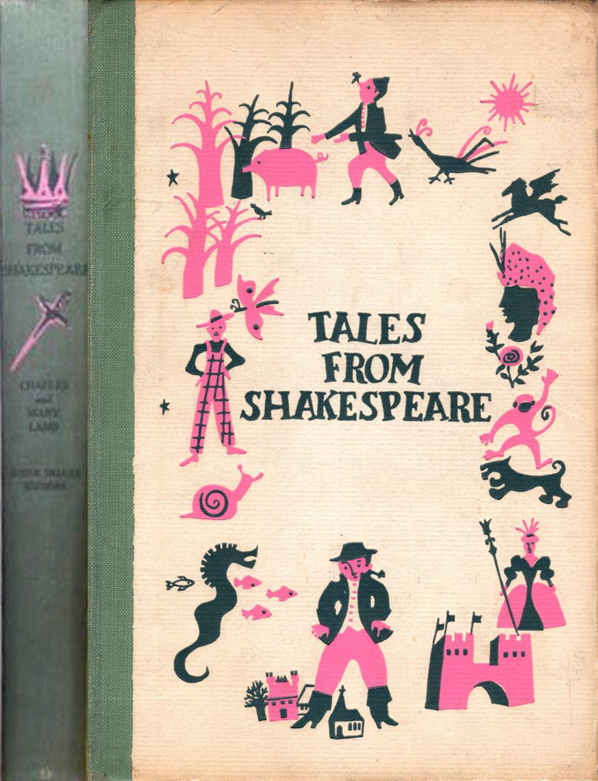 JDE Tales from Shakespeare FULL old cover