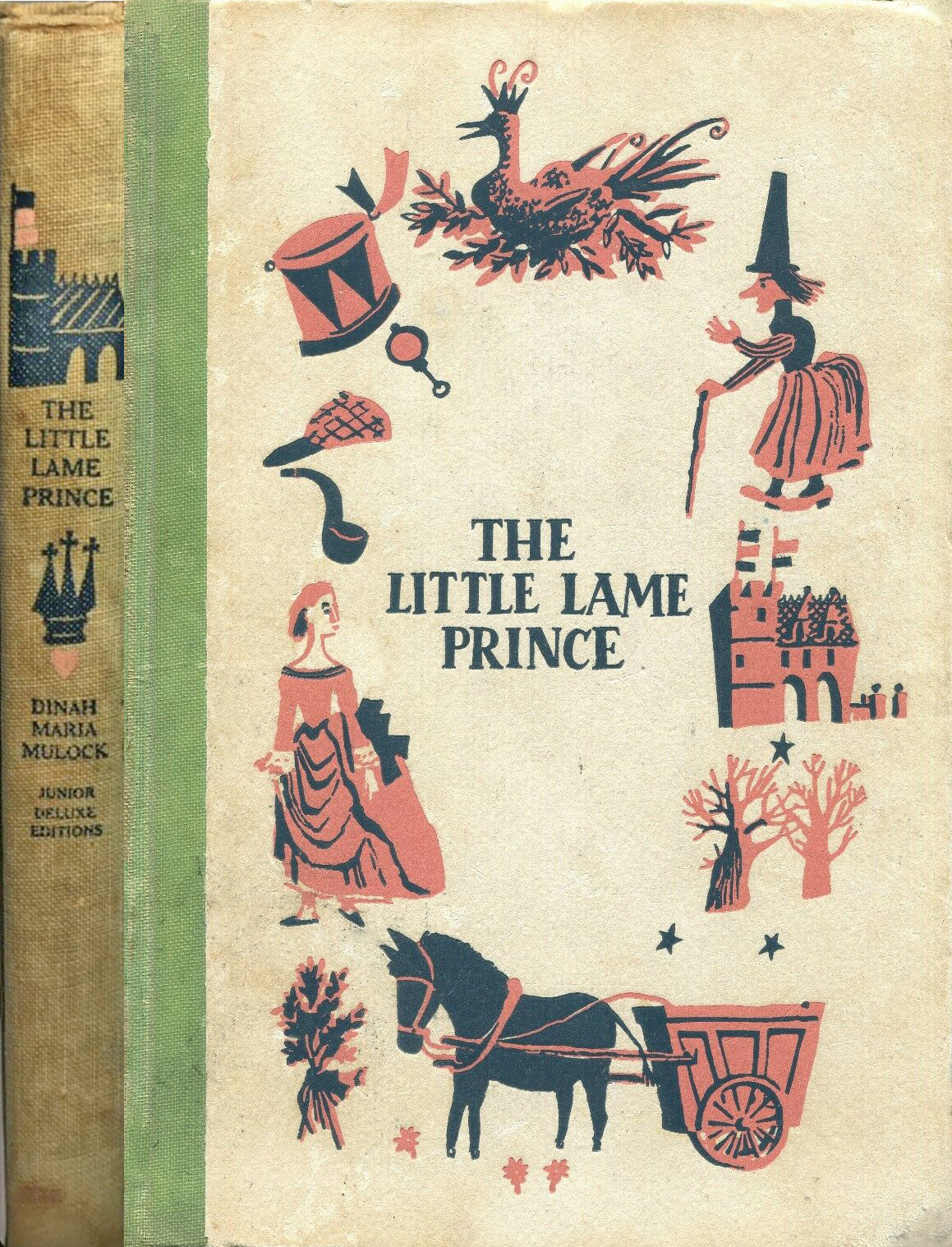 JDE The Little Lame Prince OLD FULL cover