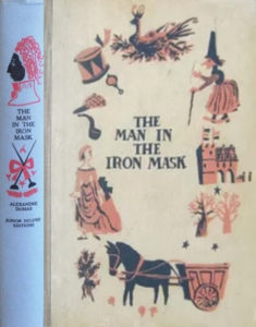 JDE The Man in the Iron Mask FULL cover