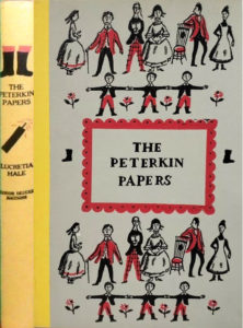 JDE The Peterkin Papers FULL yellow cover