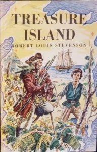 JDE Treasure Island 1950s DJ Cover