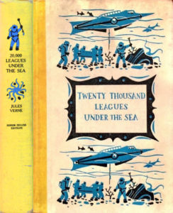 JDE Twenty Thousand Leagues Jules Verne FULL Cover