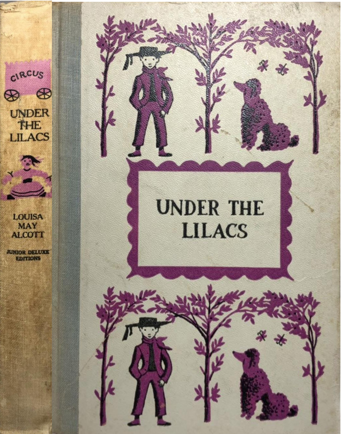 JDE Under the Lilacs Ruth Ives OLD FULL cover