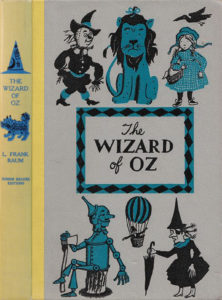 JDE Wizard of Oz FULL cover
