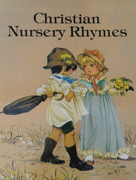 Janet Anne Grahame Johnstone Christian Nursery Rhymes