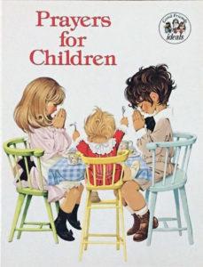 Janet Anne Grahame Johnstone Prayers for Children Ideals