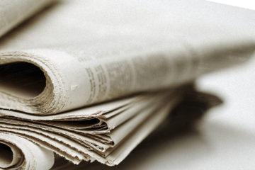 admin newspapers