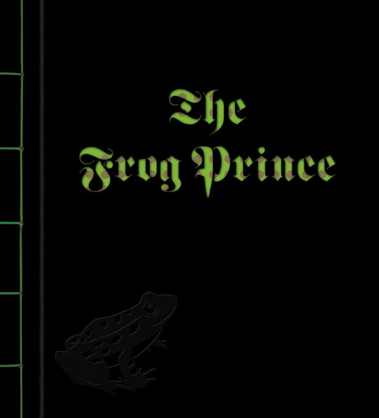 sybille schenker frog prince cover