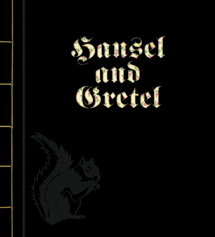 sybille schenker hansel and gretel cover
