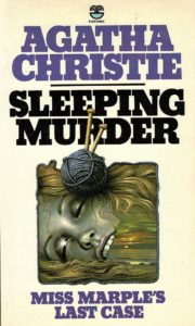 Agatha Christie Tom Adams Sleeping Murder Fontana