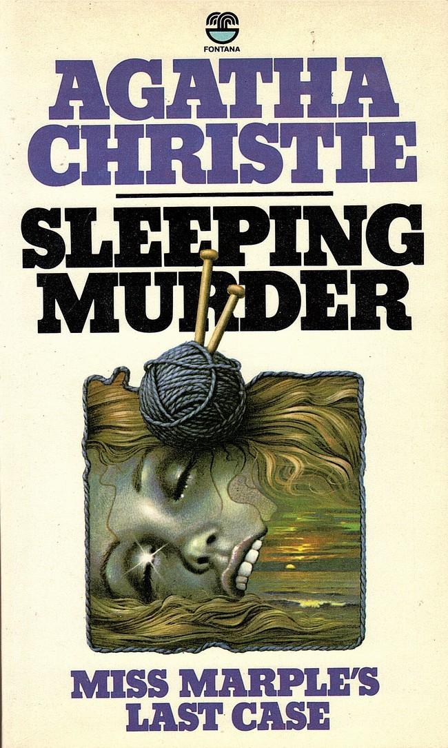 Agatha Christie Tom Adams Sleeping Murder Fontana