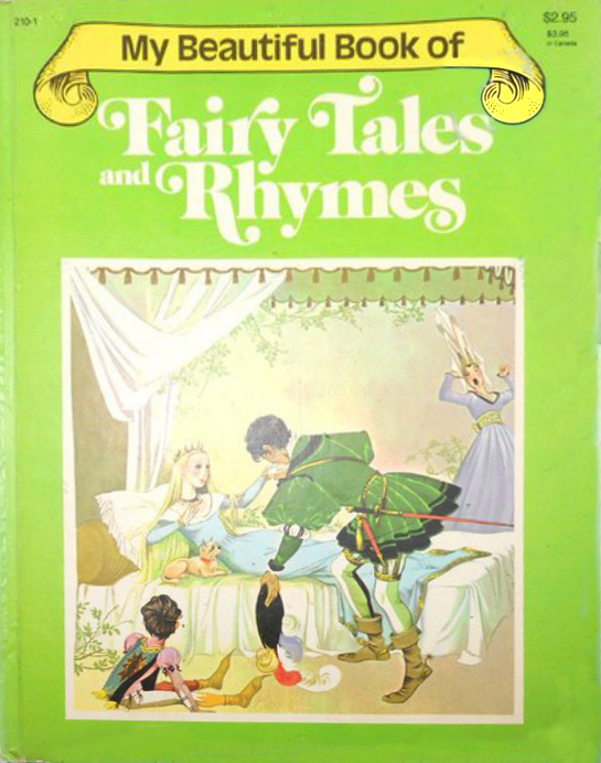 GJT My Beautiful Book of Fairy Tales and Rhymes