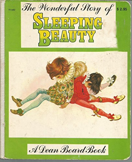 Janet Anne Grahame Johnstone Wonderful Story of Sleeping Beauty green cover