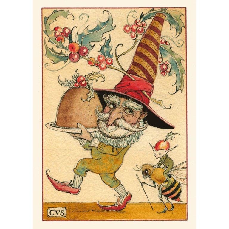 CVS How to See Fairies FS illus gnome