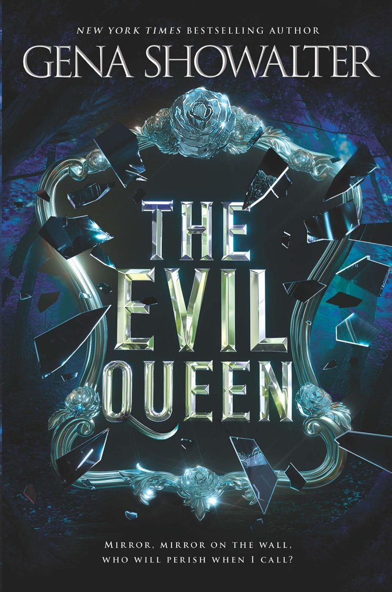 Gena Showalter The Evil Queen US cover