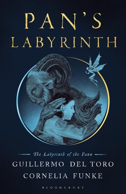Guillermo Del Toro Cornelia Funke Pans Labyrinth UK cover