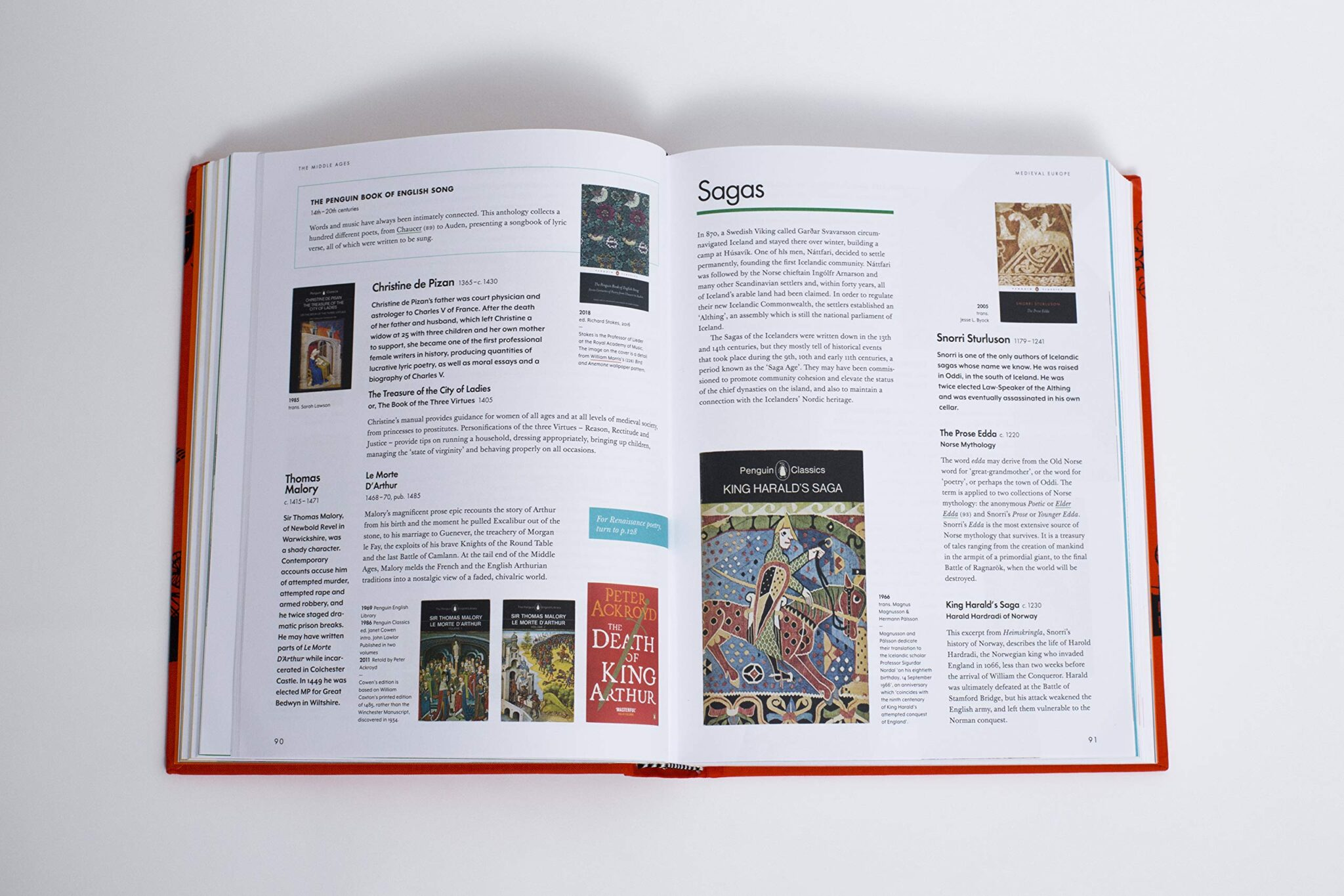 Henry Eliot The Penguin Classics Book Internal Medieval
