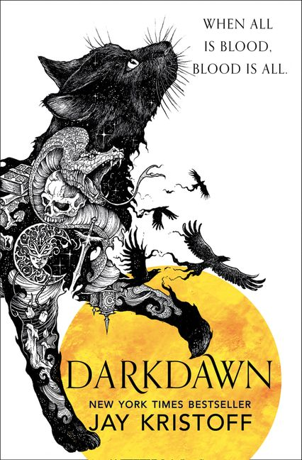 Jay Kristoff Nevernight Darkdawn AU cover