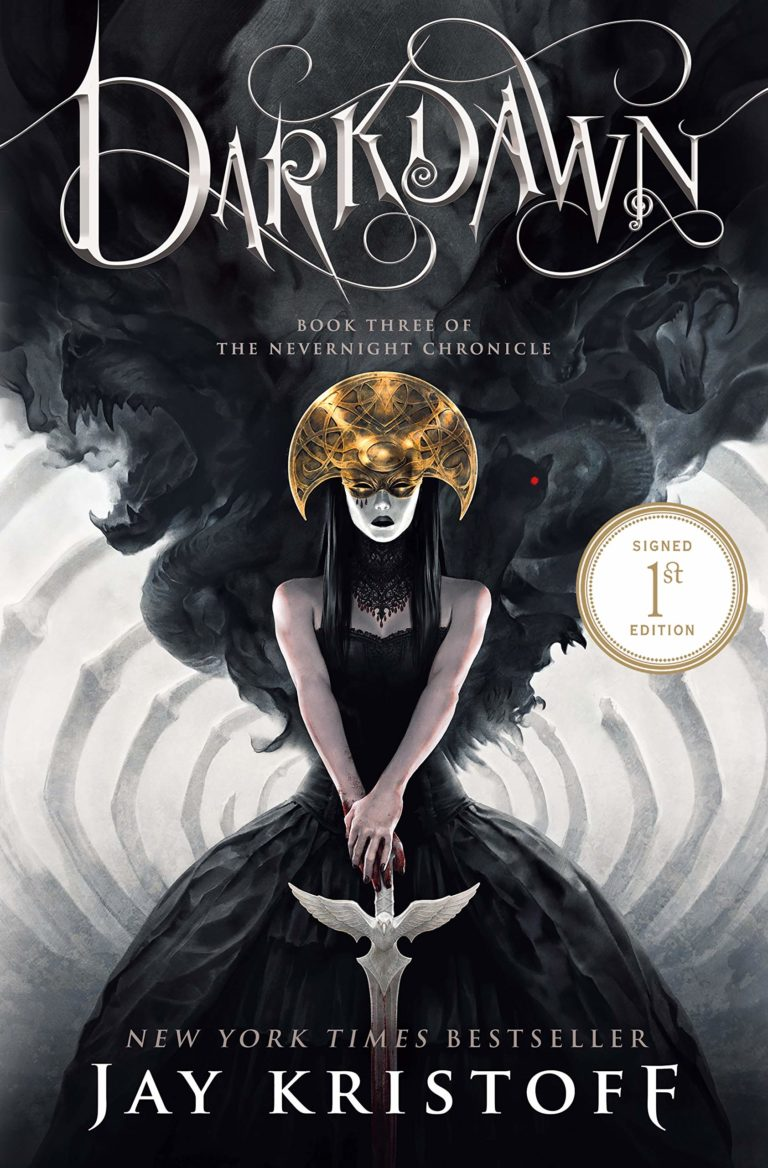 Jay Kristoff Nevernight Darkdawn US cover