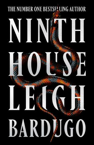 Leigh Bardugo Ninth House UK cover