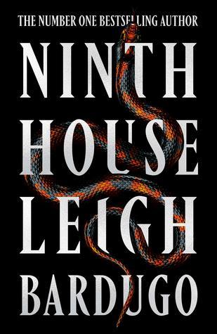 Leigh Bardugo Ninth House UK cover