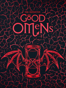 Occult Editions Good Omens cover