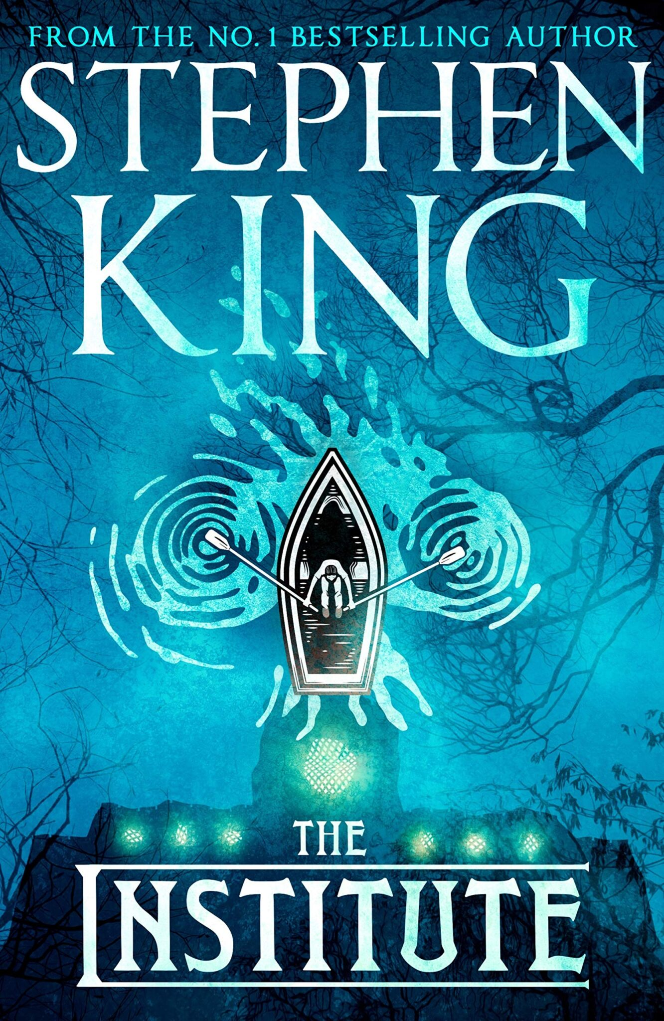 Stephen King The Institute UK cover
