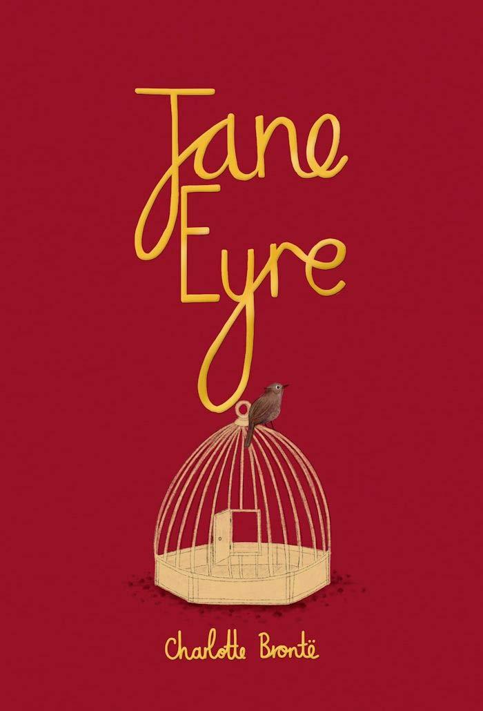 Wordsworth Collectors Jane Eyre Charlotte Bronte cover