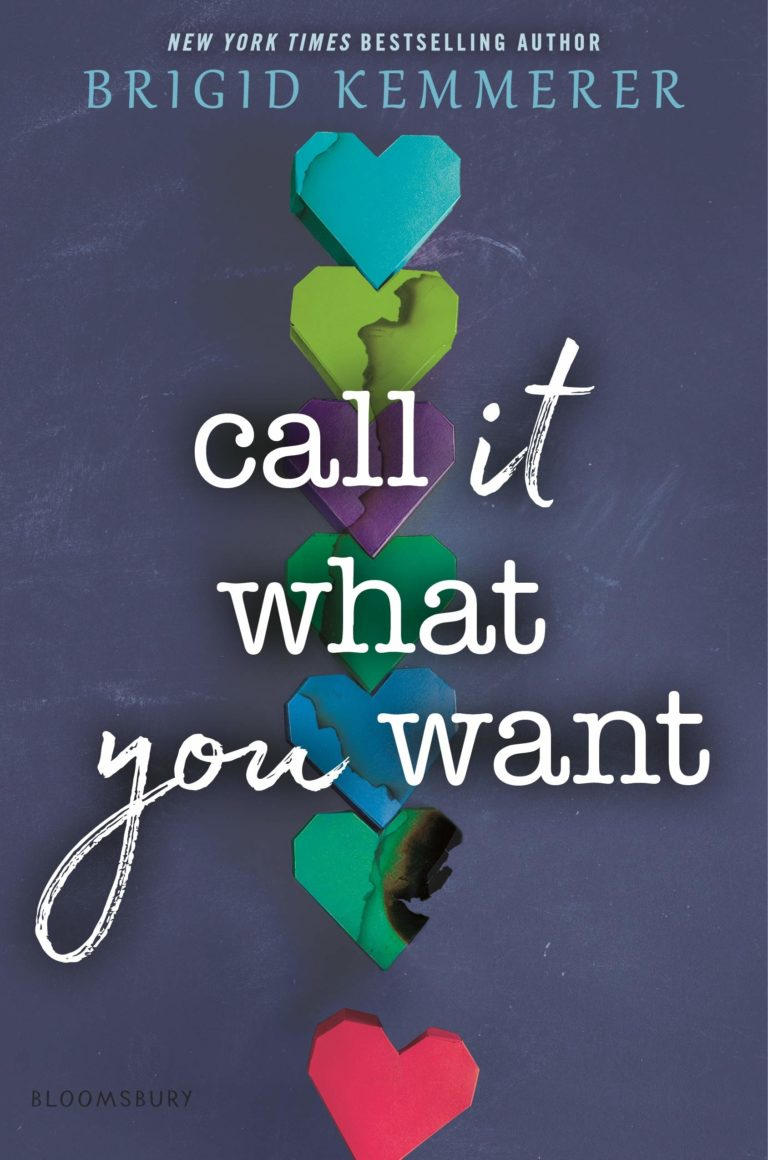brigid kemmerer call it what you want us cover