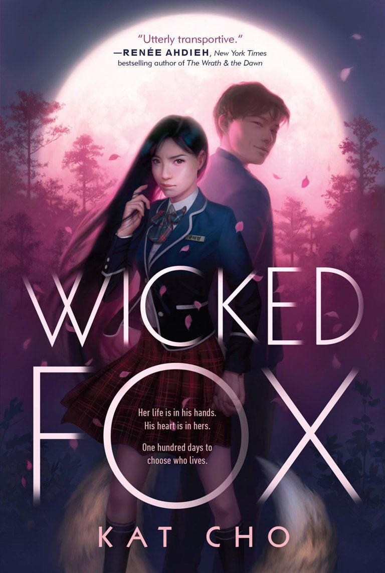 cat cho wicked fox cover