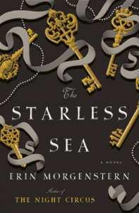 erin morgenstern starless sea US dust jacket