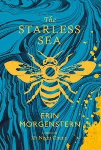 erin morgenstern starless sea waterstones dust jacket