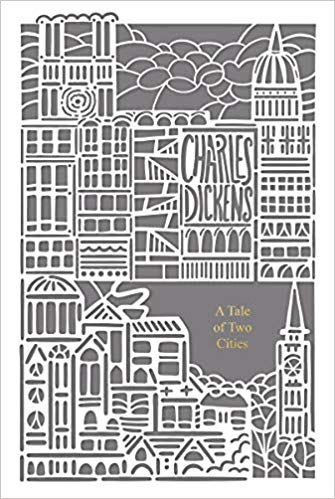 seasons edition charles dickens a tale of two cities cover