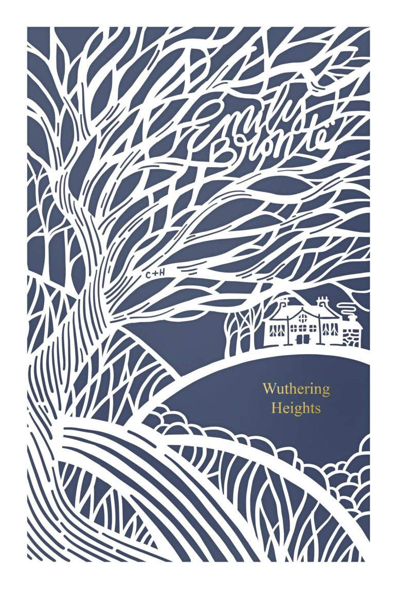 seasons edition emily bronte wuthering heights cover