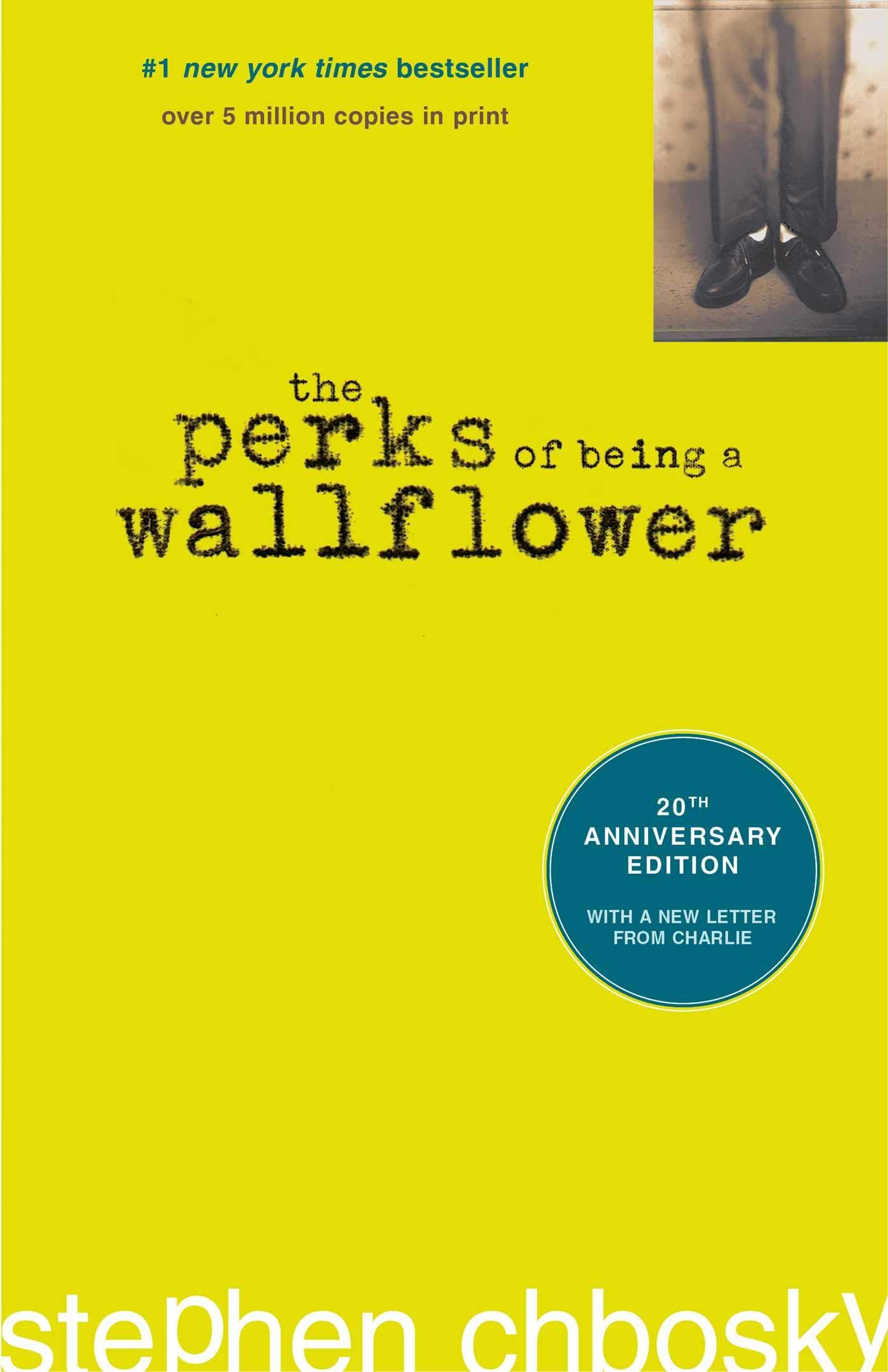 stephen chbosky perks of being a wallflower