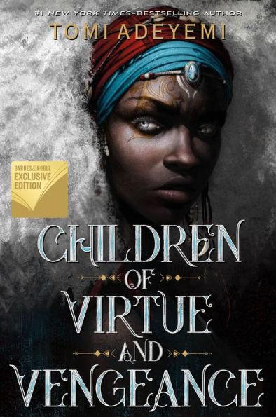 tomi adeyami children of virtue vengeance BN cover