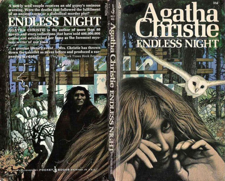 Agatha Christie Tom Adams Endless Night Pocket sm