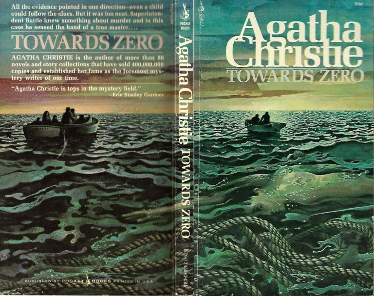 Agatha Christie Tom Adams Towards Zero Pocket sm
