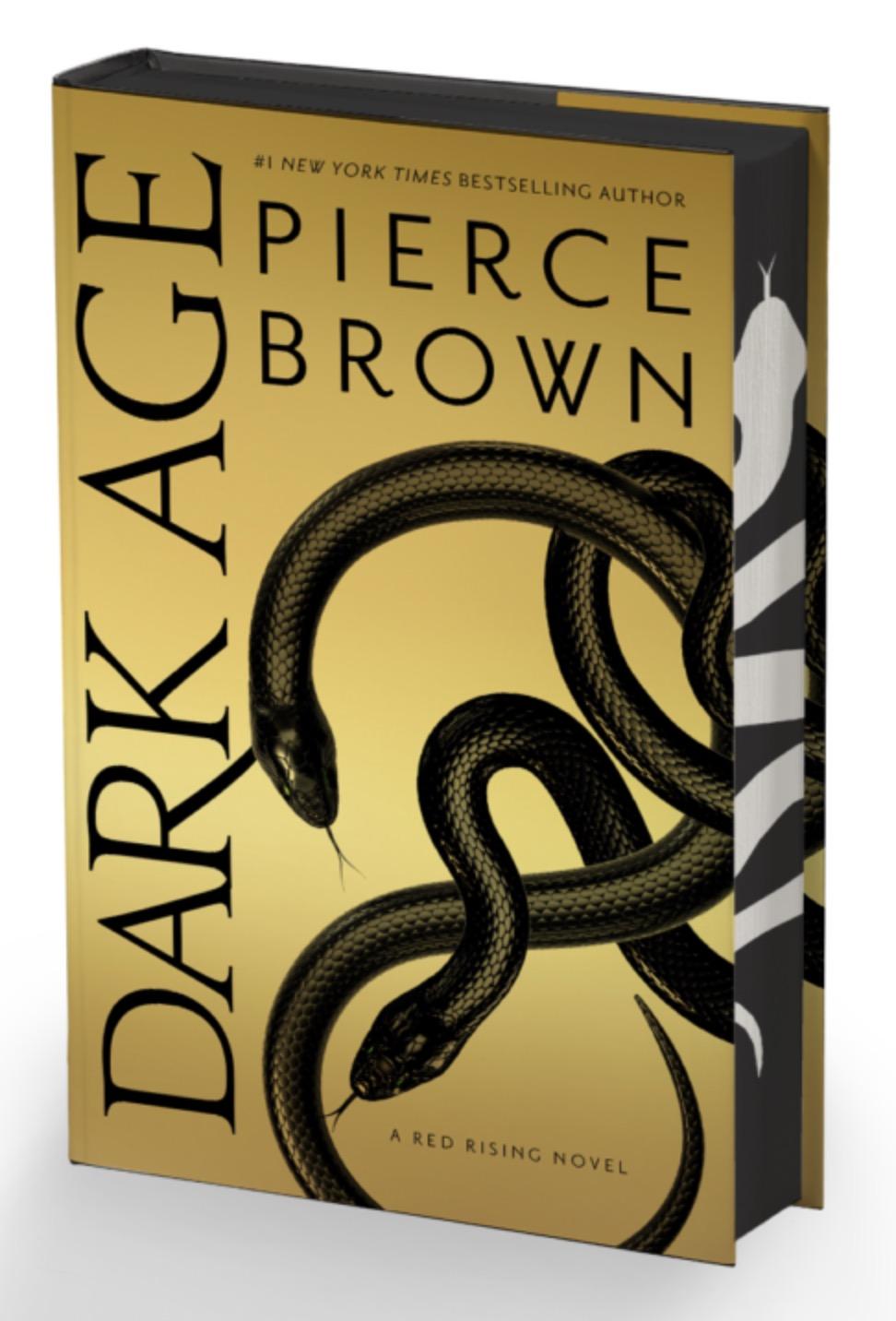 dark age pierce brown sprayed edges