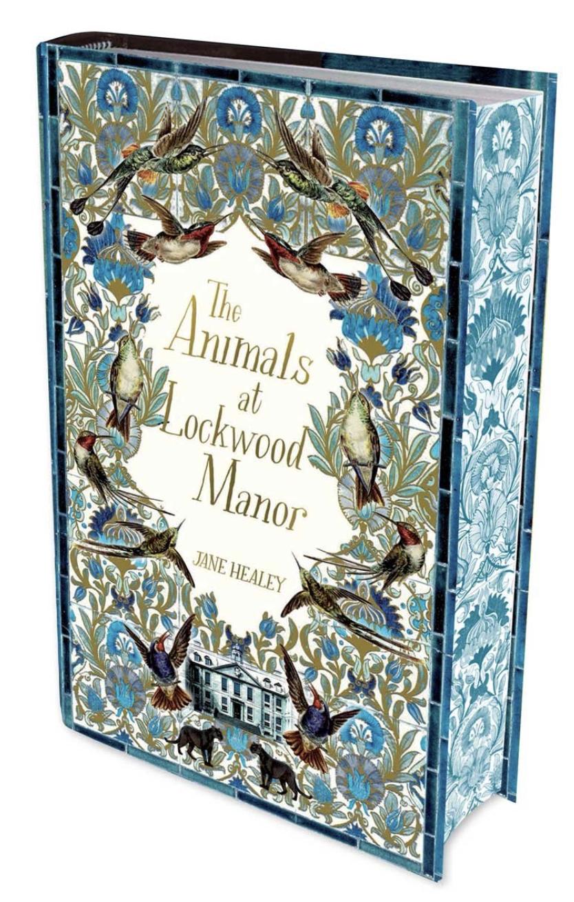 jane healey animals at lockwood manor sprayed