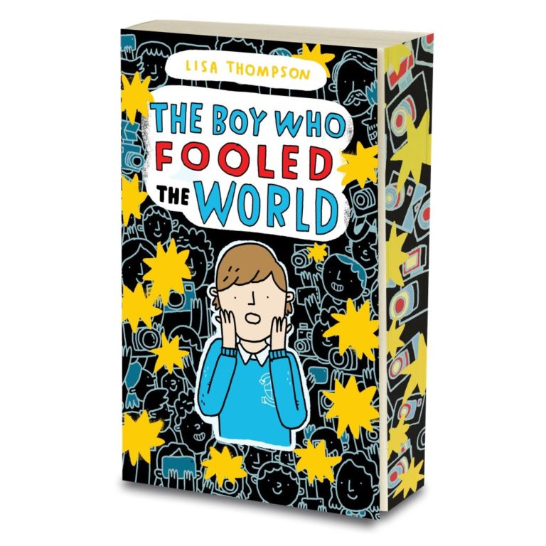 lisa thompson boy who fooled the world sprayed