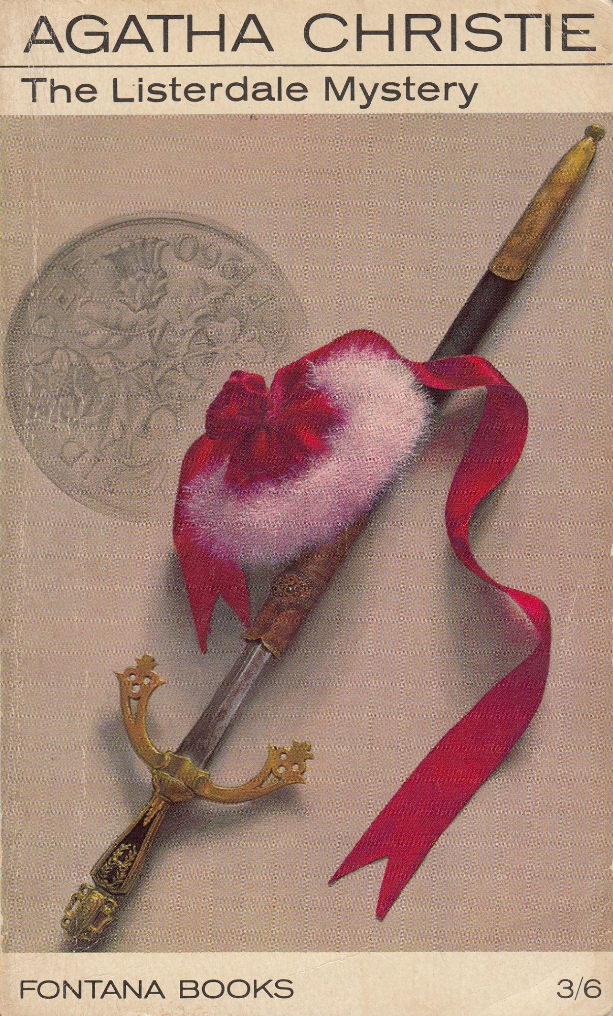 Agatha Christie Ian Robinson The Listerdale Mystery