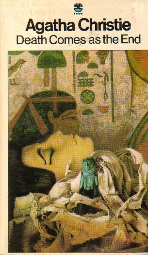 Agatha Christie Tom Adams Death Comes as the End Fontana